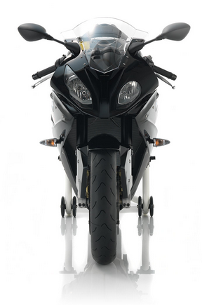 BMW S 1000 RR Black Front