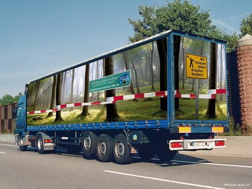 Pin By Diana Ramirez On Plants Trucks Truck Design Advertising