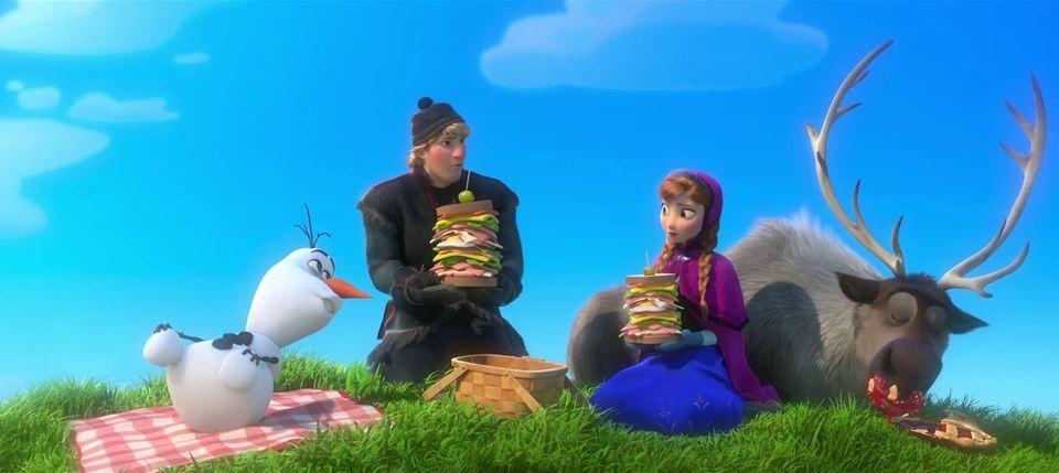 Frozen Olaf The Snowman Music Video - In Summer | Cartoon_film ...