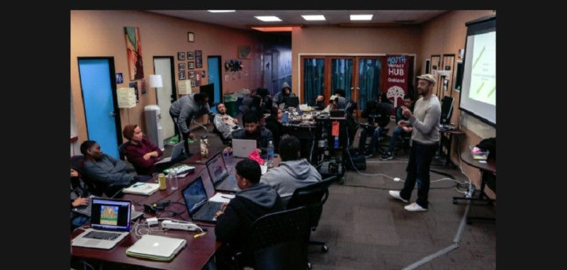 Gameheads showcases Oakland's young game development