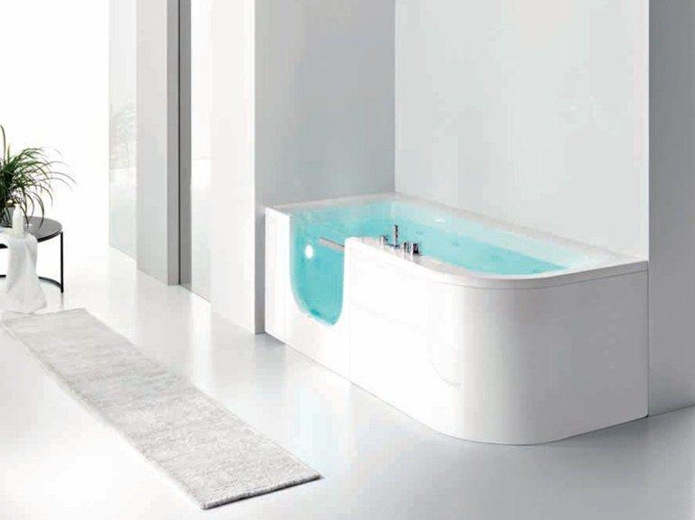 Vasche Da Bagno Hafro : Whirlpool bathtub for all by hafro design franco bertoli