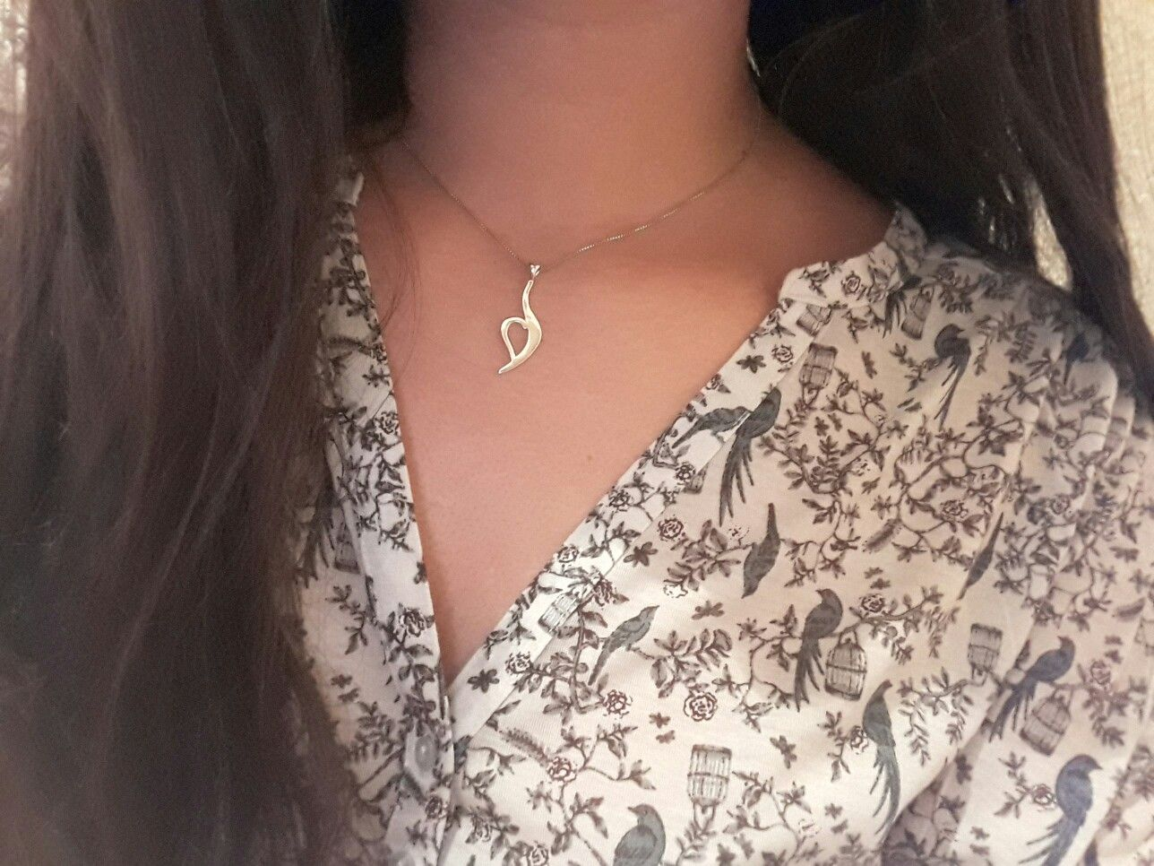 Neda Neda Symbol Neda Necklace Eating Disorder Recovery Anorexia