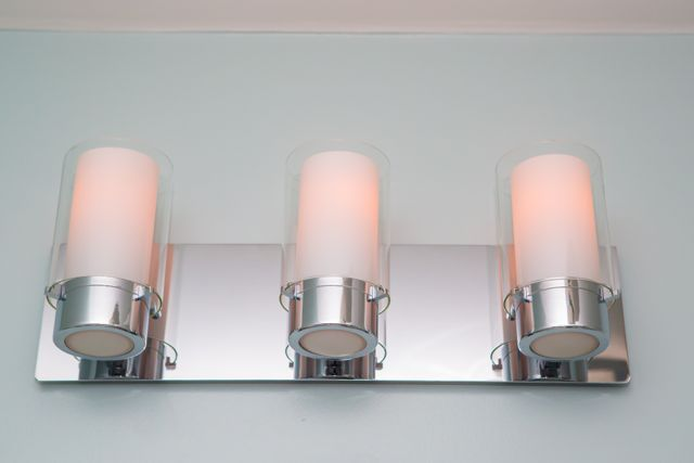 Bathroom Lights Essex bathroom | vanity light - essex dvp9043 (chrome) | dvi lighting