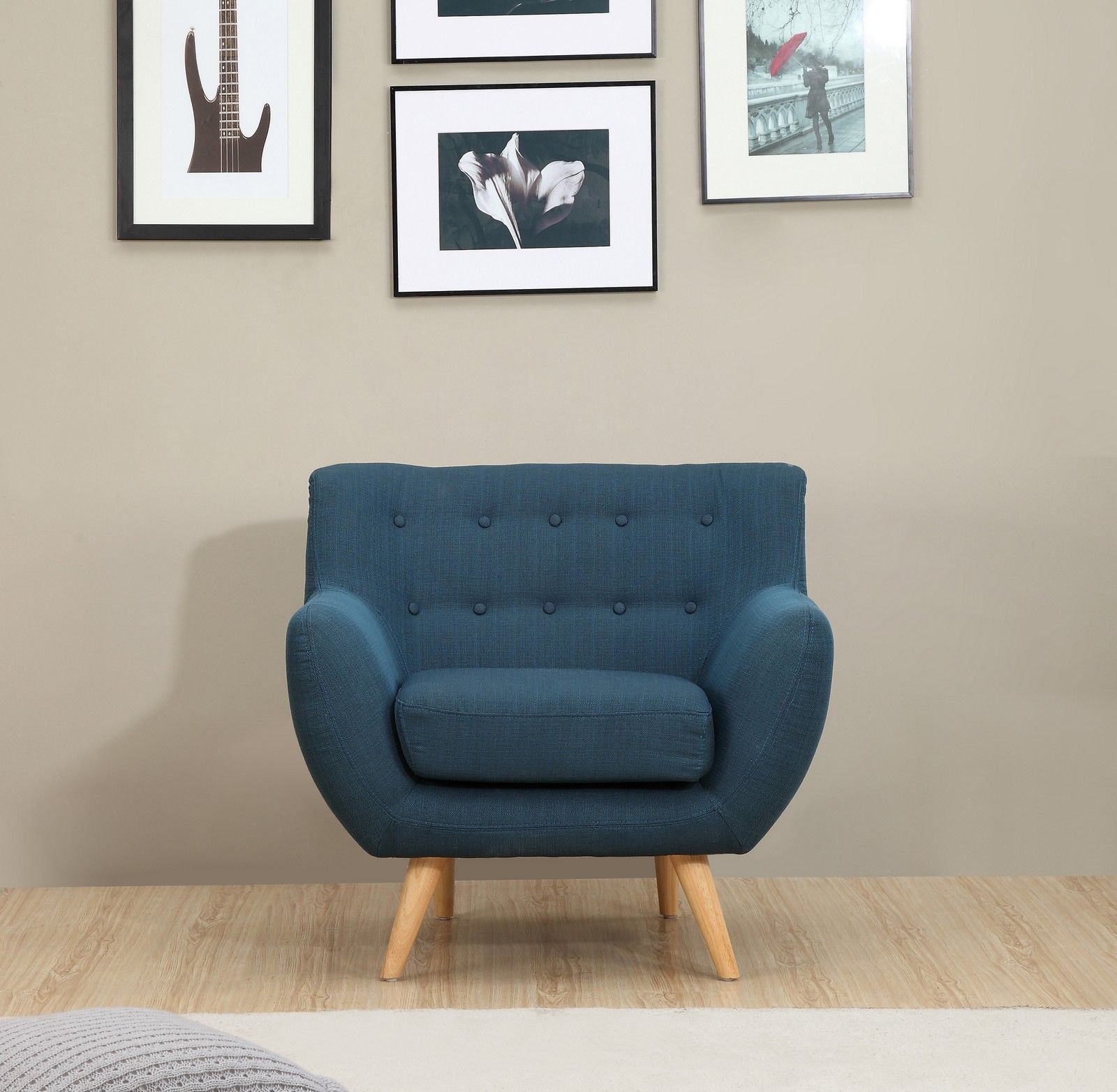 Sixties Armchair Petrol Blue Icon By Design Scandinavian Style Armchairs Sixties Armchair Scandi Furniture