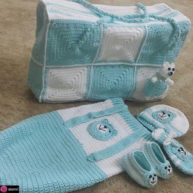 Aiumri عمرة السفياني بارع بارعات كروشية كروشيهات اطفال مهدات اطقم كيوت جميل Crochet Crochettop Crochetersofinstagram Instagram Posts Instagram