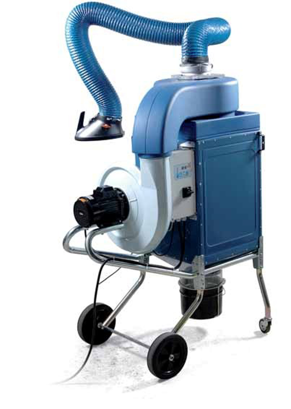 Order Your Nederman Portable Fume Extractor Today