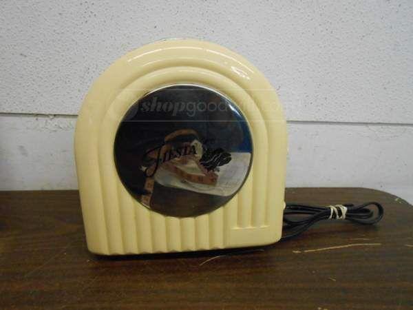 shopgoodwill.com: Fiesta Homer Laughlin Toaster