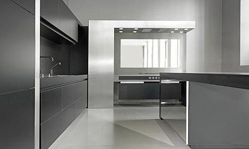 Cocinas dise o de cocina de acero inoxidable algunos - Materiales muebles cocina ...
