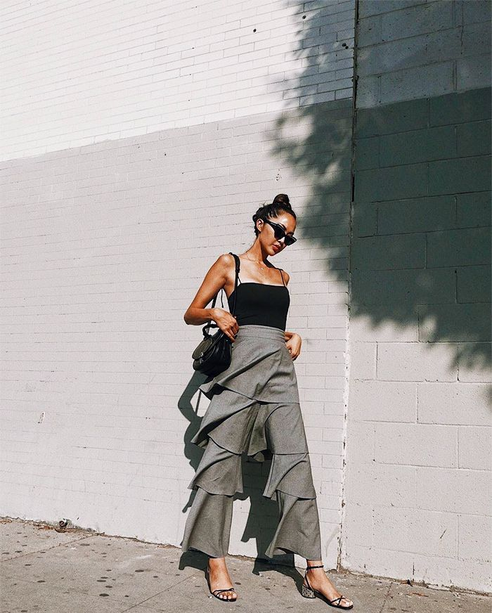 d6ef94f1a2b1 The Fashion Vloggers We're Binging on YouTube This Weekend via @WhoWhatWear