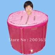 Plastic Portable Bathtub