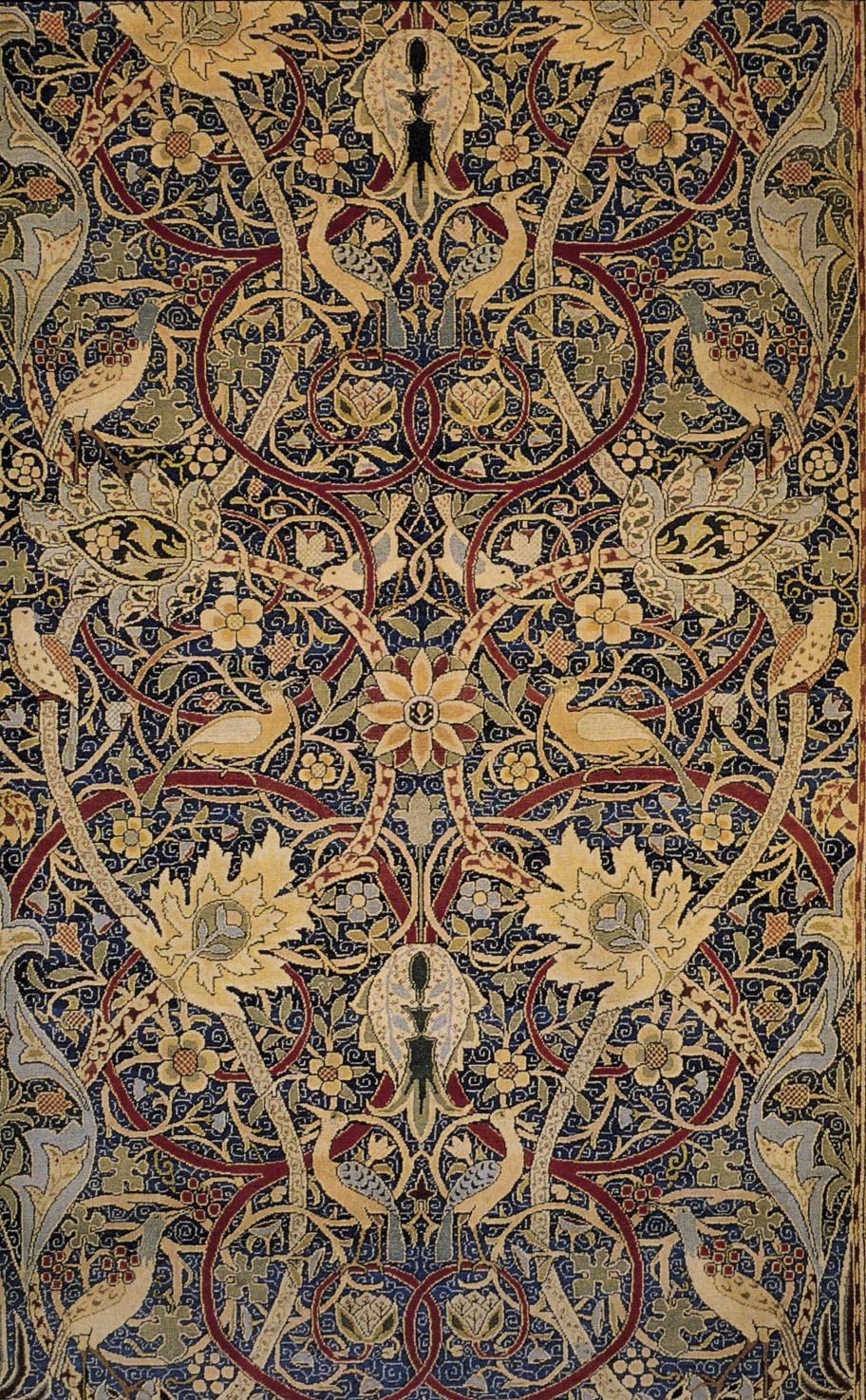 Find This Pin And More On Morris. William Morris, Bullerswood Carpet ...