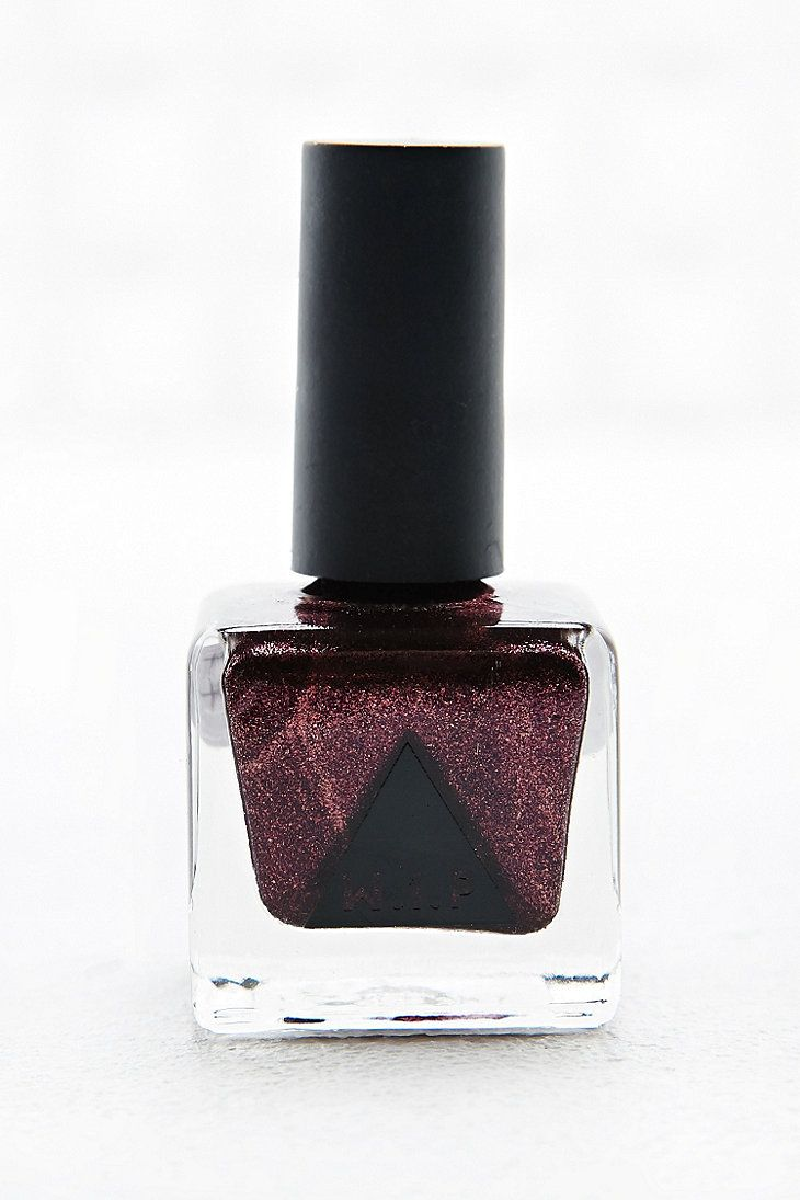 Velvet Nail Polish in Purple - Urban Outfitters