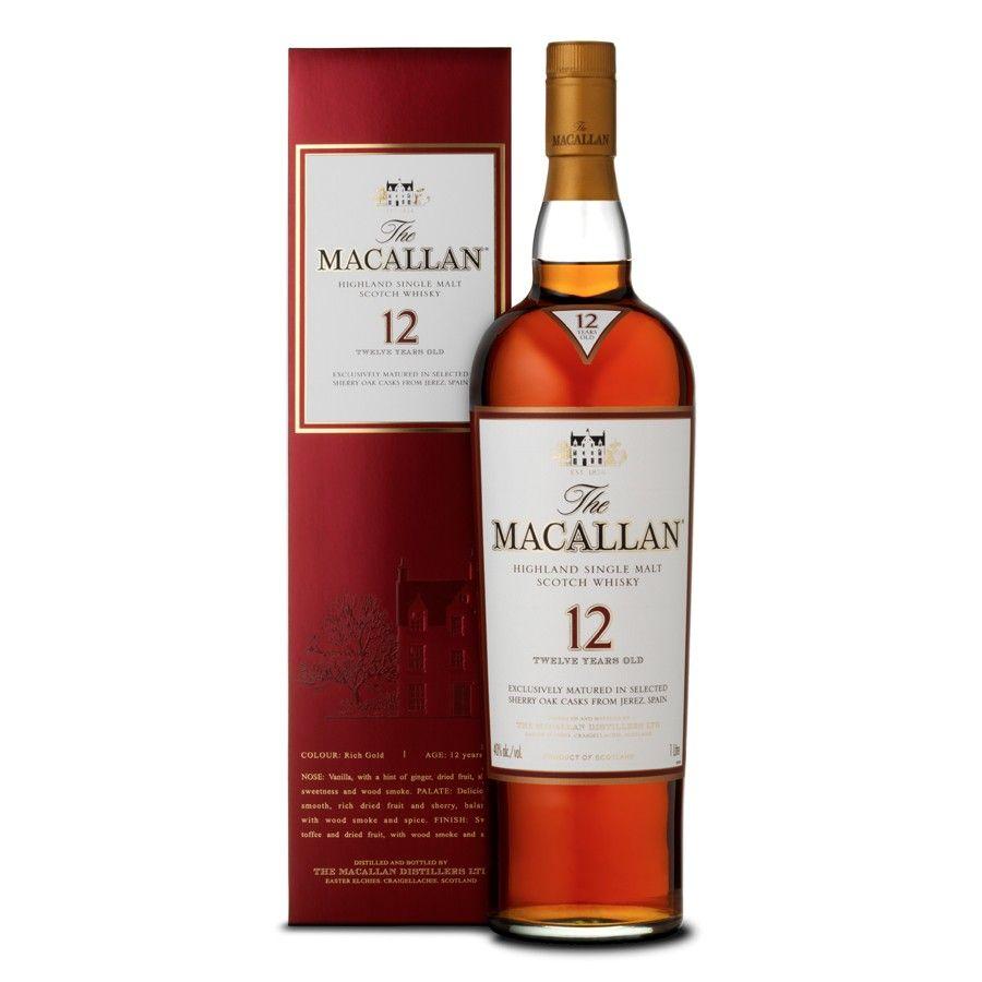 Cette version de plus en plus rare est exceptionnelle avec son vieillissement en fût de sherry!