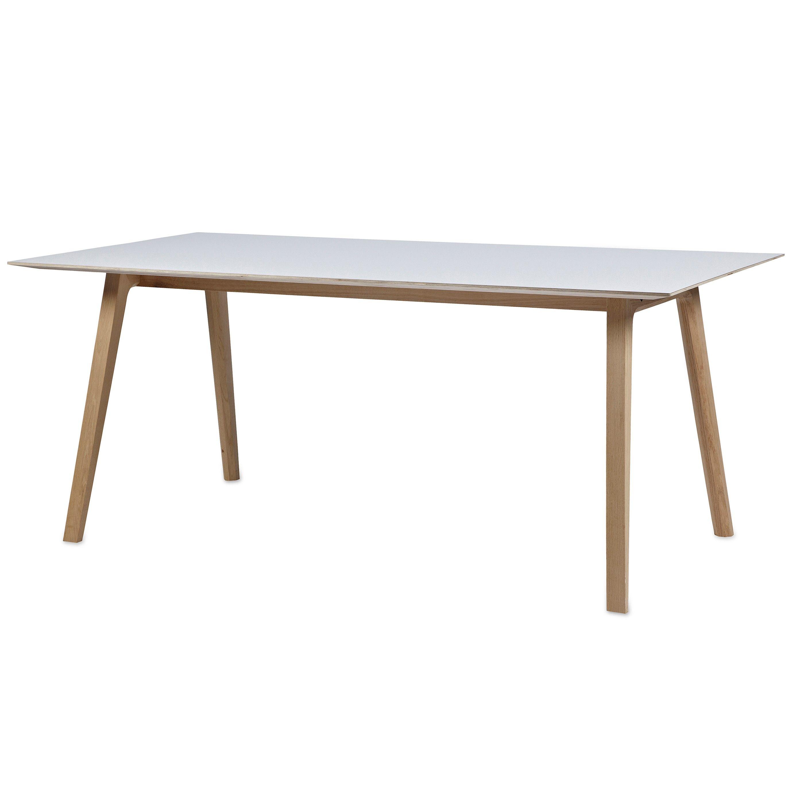 Bella Desk Tafel | Hay; Verkrijgbare Lengtes 180 En 240; Tafelblad Wit  Laminaat Of