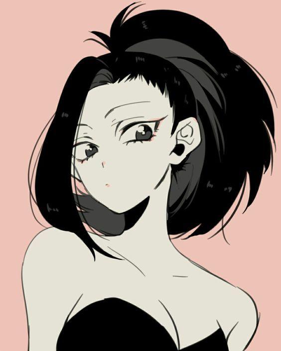 Momo Yaoyorozu Art