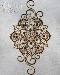 Image Result For Henna Tattoo Designs On Paper Crafts Pinterest