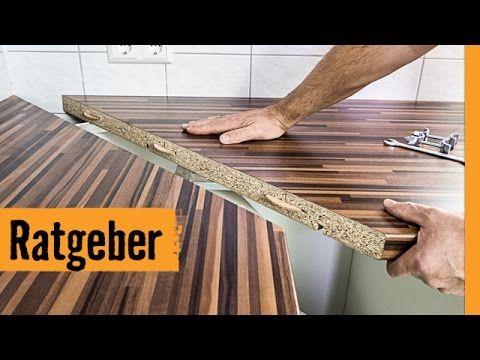 Hornbach Küchenarbeitsplatte ~ Arbeitsplatten verbinden hornbach meisterschmiede youtube