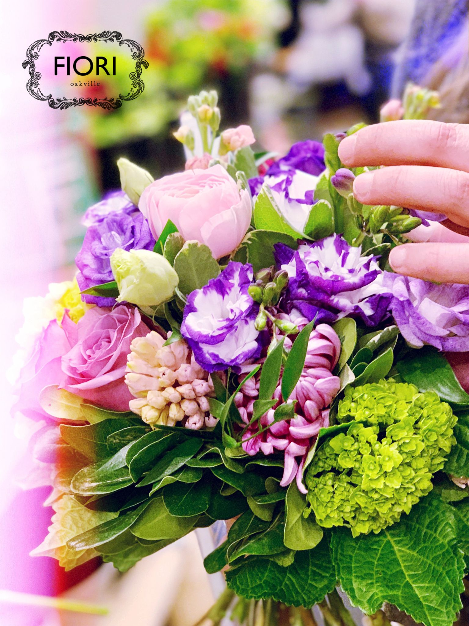 """After women, flowers are the most divine creations"""" C"""
