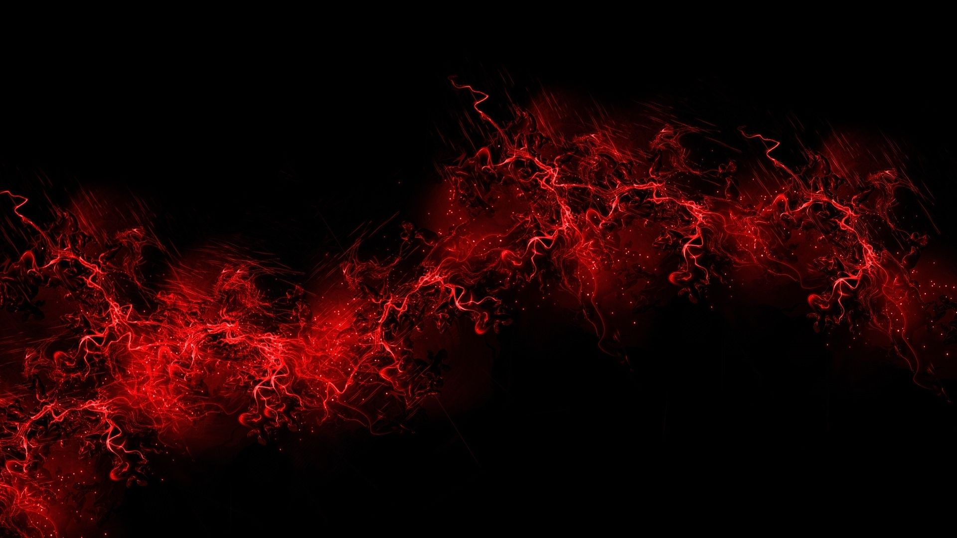 10 Latest Cool Laptop Backgrounds Space Full Hd 1920 1080: 10 New Red Black Abstract Wallpaper FULL HD 1920×1080 For