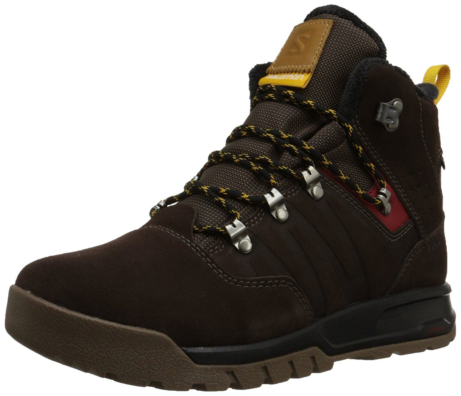 Salomon Men's Utility TS CSWP Winter Wear Hiking Boot ^^ Additional info :  Men's boots