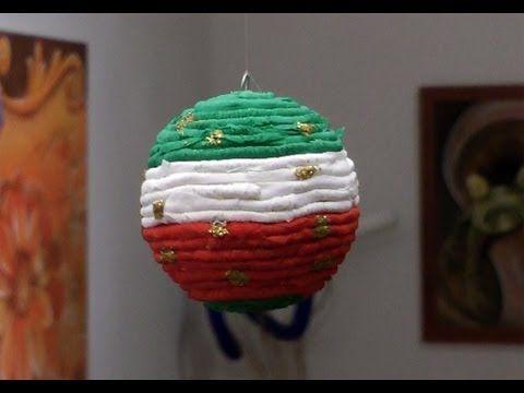 Adorno de navidad - Esfera navideña - Christmas ball (+playlist)