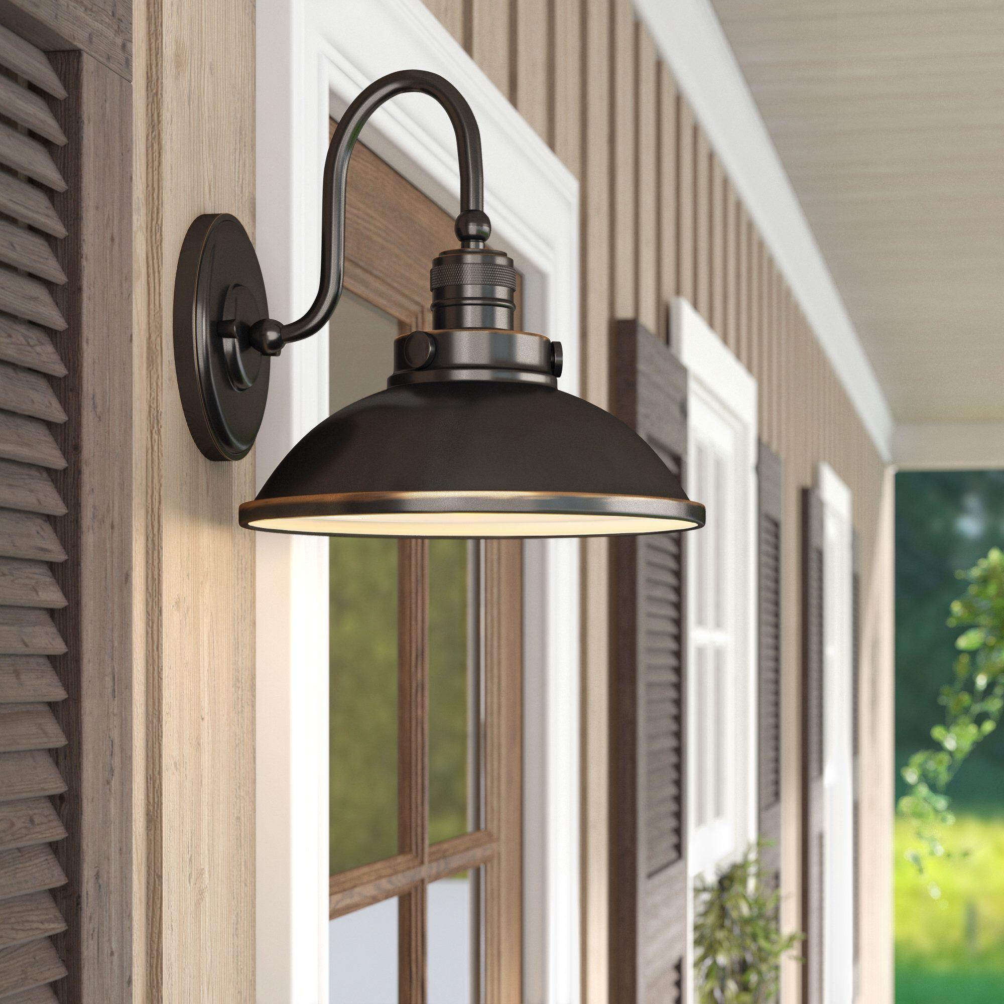 Fannie 1light outdoor barn light barn lighting modern