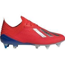Adidas Herren X 18.1 Sg Fußballschuh, Größe 42 in Rot