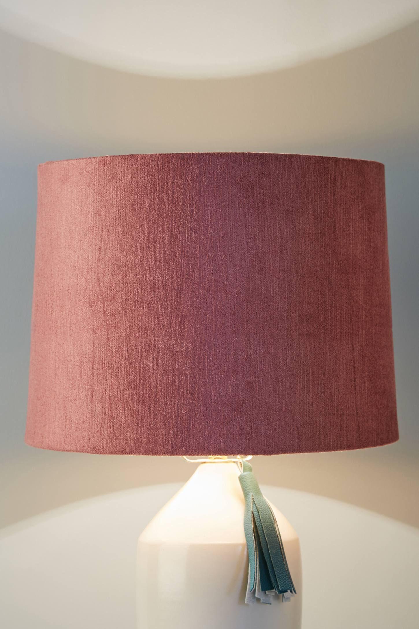 Solid Velvet Lamp Shade Lamp Shade Contemporary Lamp Shades Lamp