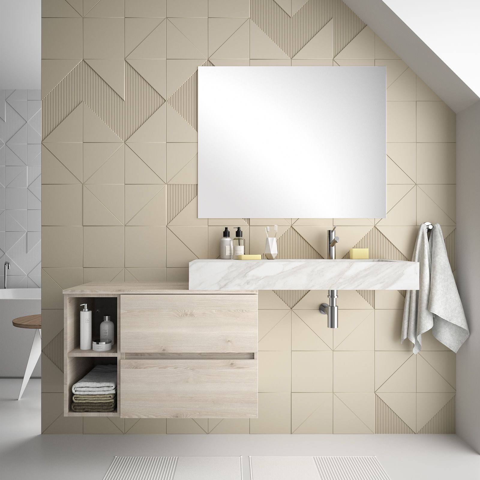 Pin Su Home Decor Bathroom