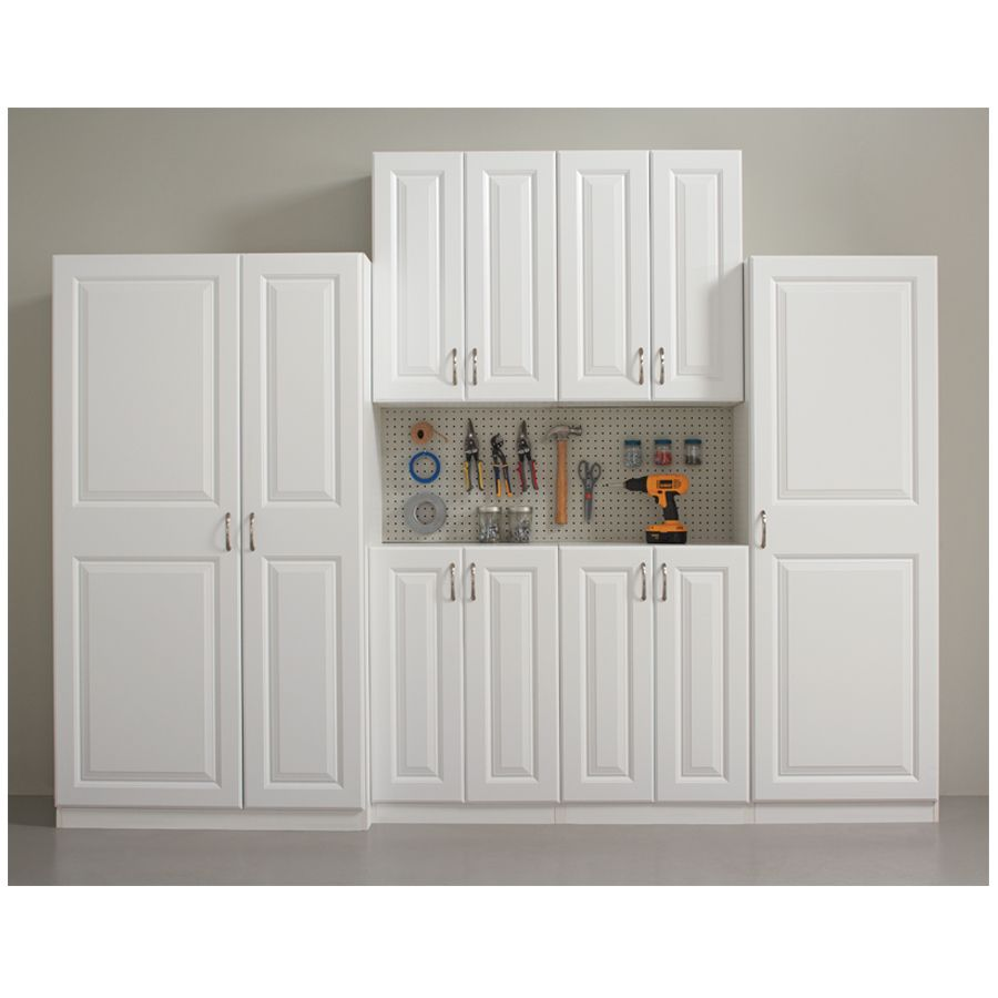Estate By Rsi 23 75 In W Utility Storage Cabinet At Lowes Com Utility Storage Cabinet Utility Storage Cabinet