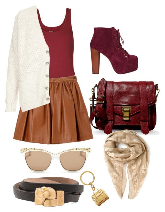 """""""Fall look #2"""" by jmajersky ❤ liked on Polyvore"""