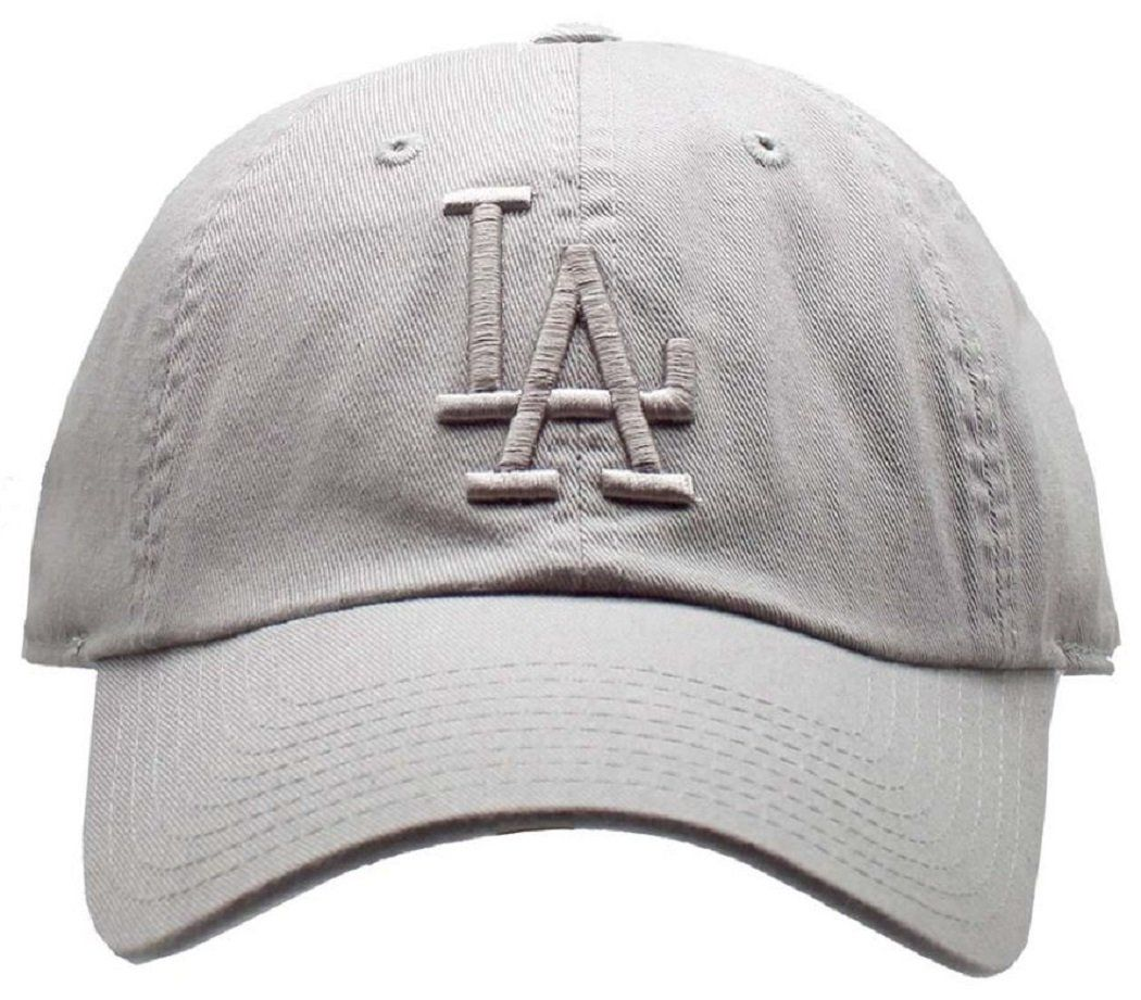 2dc64ee6842ccb Amazon.com : Los Angeles Dodgers MLB American Needle Tonal Ballpark Slouch  Cotton Twill Adjustable Hat (Grey) : Sports & Outdoors