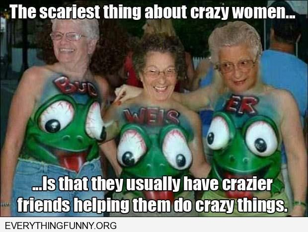 Funny things about women