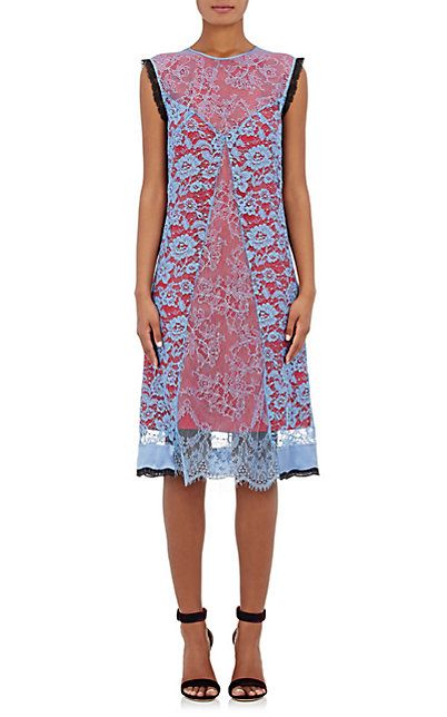 We Adore: The Harry Lace Shift Dress from Altuzarra at Barneys New York