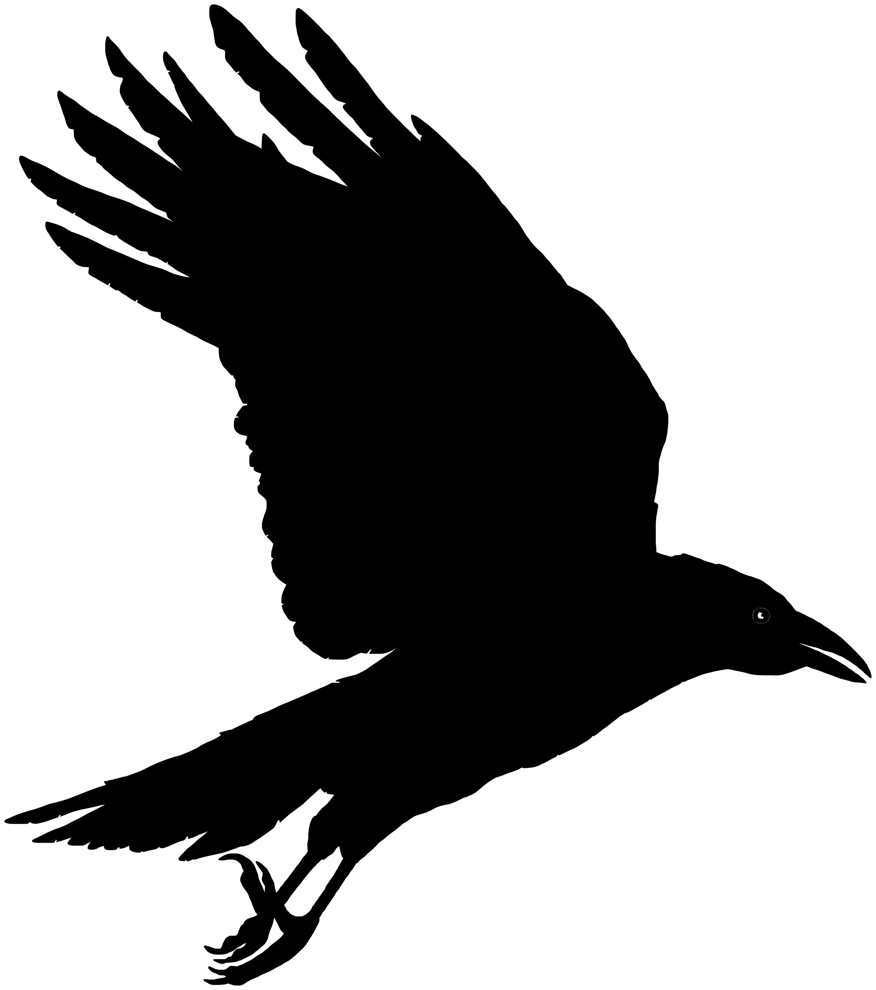 corvus phil openshaw clip art ravens printables. Black Bedroom Furniture Sets. Home Design Ideas