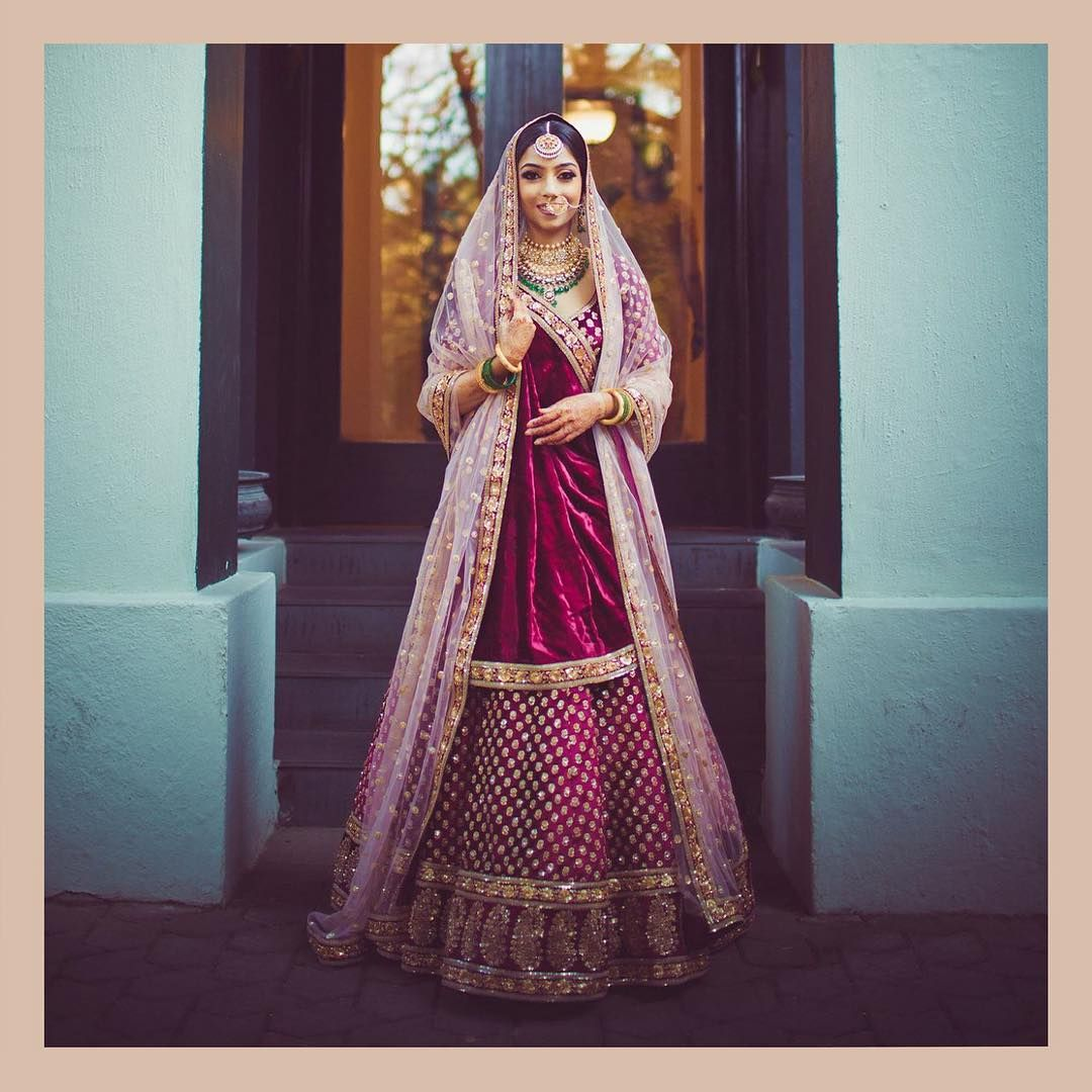 9747776d2b 18 Mind Blowing Designer Lehenga Collections by Sabyasachi