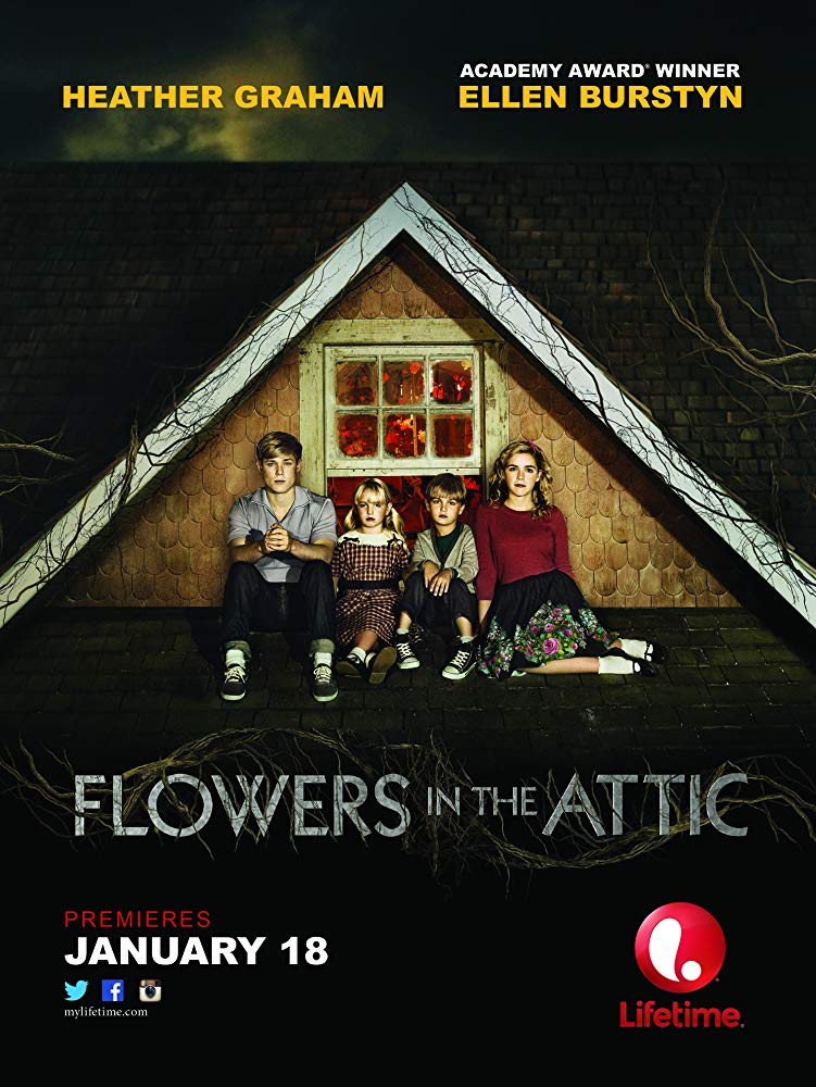 Flowers In The Attic 2014 In 2020 Flowers In The Attic Glee Quotes Movie Room