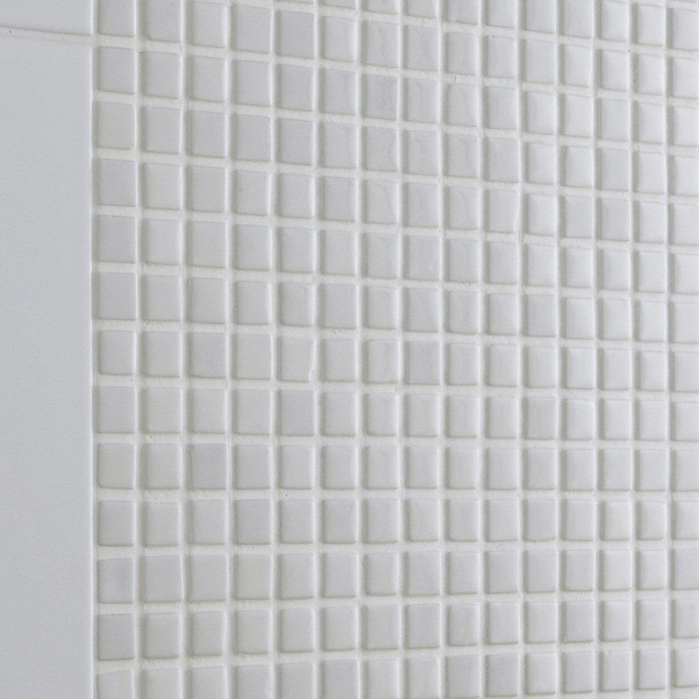 Mosaique Mur Pop Blanc Mosaique Carrelage Salle De Bain Blanc