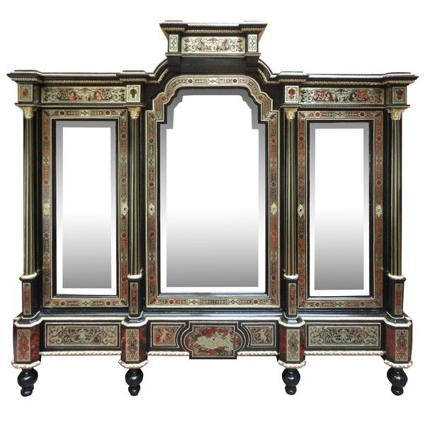 Unusual Cabinets onlinegalleries - a fine and unusual napoleon iii period