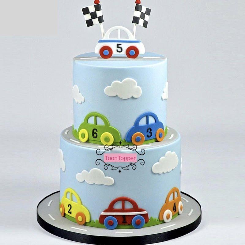 car set plastic fondant cutter cake mold fondant mold fondant cake