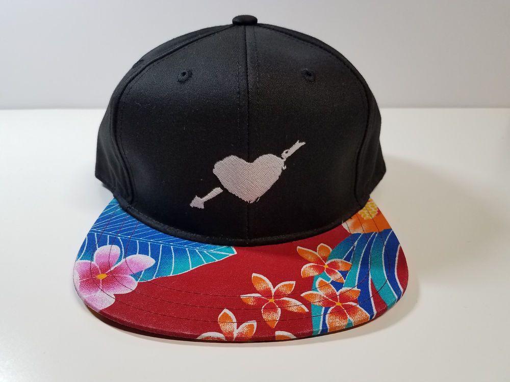 Details about APPLETON ESTATE RUM Snapback Black Hat