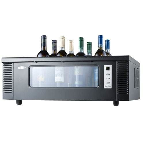 Summit 8 Bottle Countertop Wine Chiller Primary Image