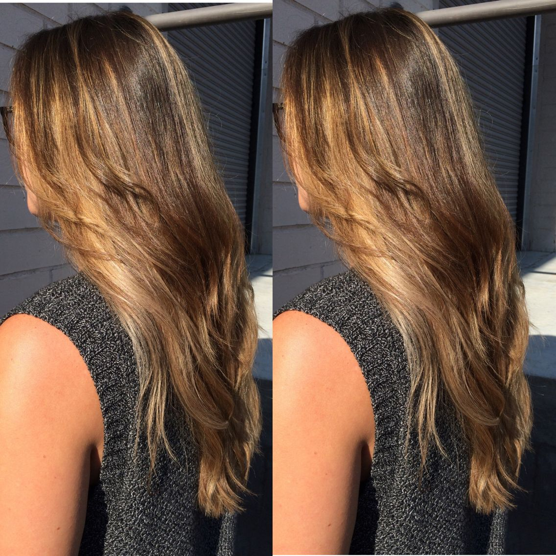 Gorgeous Fall Hair Color Ombre For