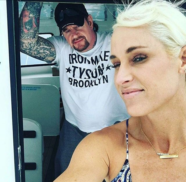 Undertaker and his wife Michelle McCool | Undertaker wwe ...Michelle Mccool And Undertaker 2013