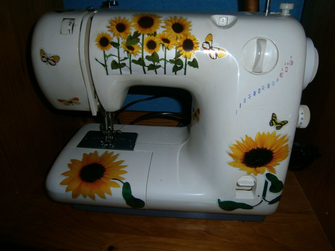 customize my sewing machine | Power Tools | Pinterest