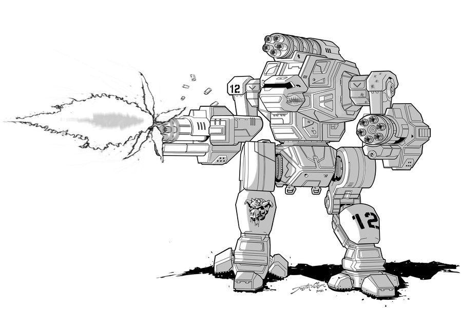 Nightstar MECHAMANIA t Animation Robot and Sci fi
