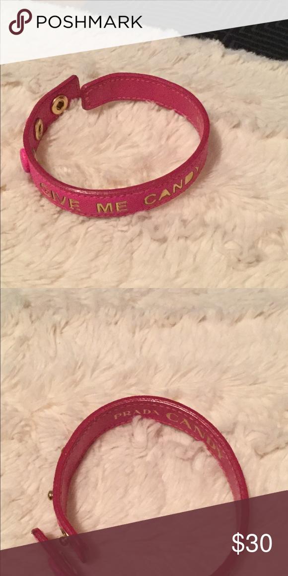 eaa9028bf70f5 Give me candy Prada bracelet Prada bracelet Prada Accessories