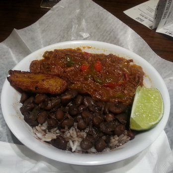 Havana Kitchen - Temecula, CA, United States. Shredded beef bowl ...