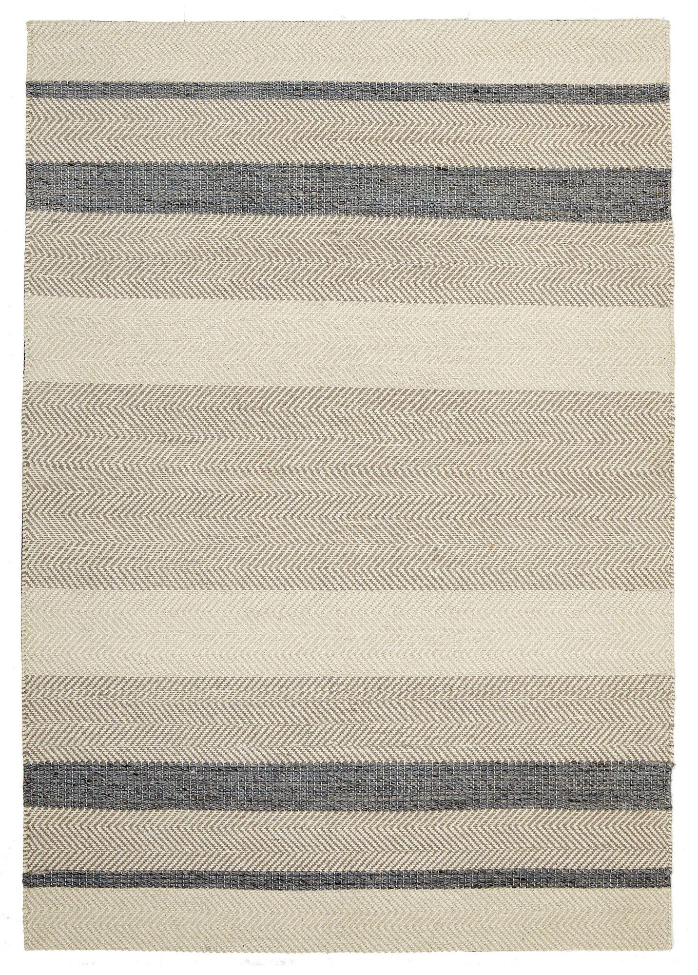 Holm Scandinavian Style Cotton And Wool Blue Rug Temple Webster Flat Weave Rug Flat Weave Wool Rug