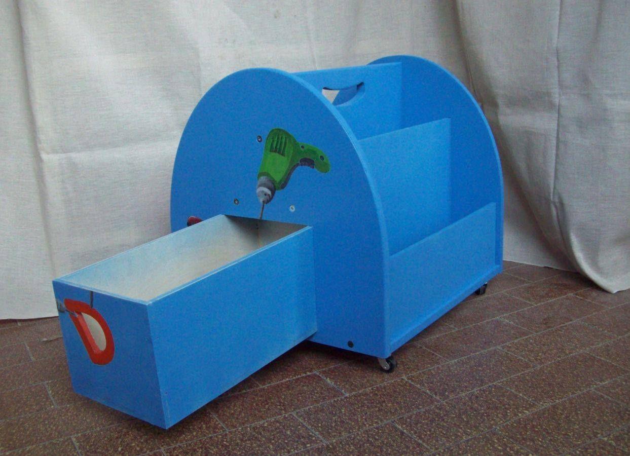 Camerette Montessori ~ Libreria in legno per bambini in stile montessori montessori